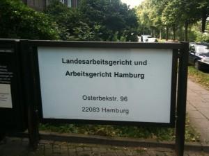 Arbeitsgericht Hamburg