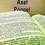 Axel Pöppel Fachanwalt für Arbeitsrecht